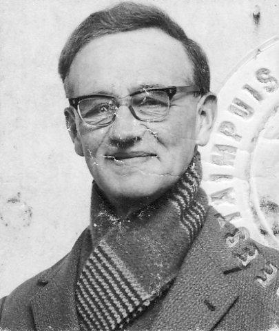Pierre Dubois 1er Taupier de la Famille des taupiers d'antan